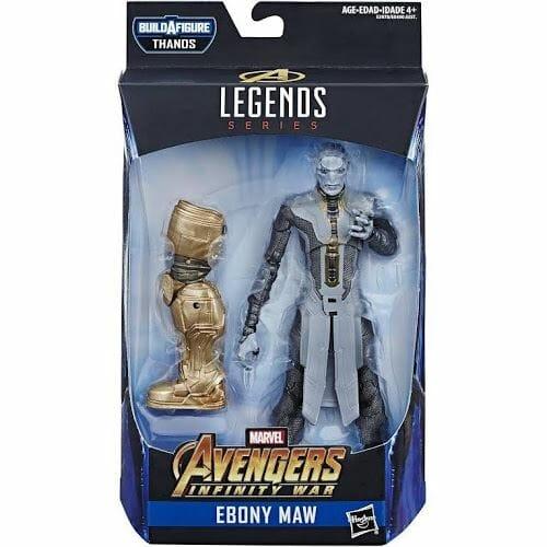 Marvel Legends Ebony Maw Action Figure