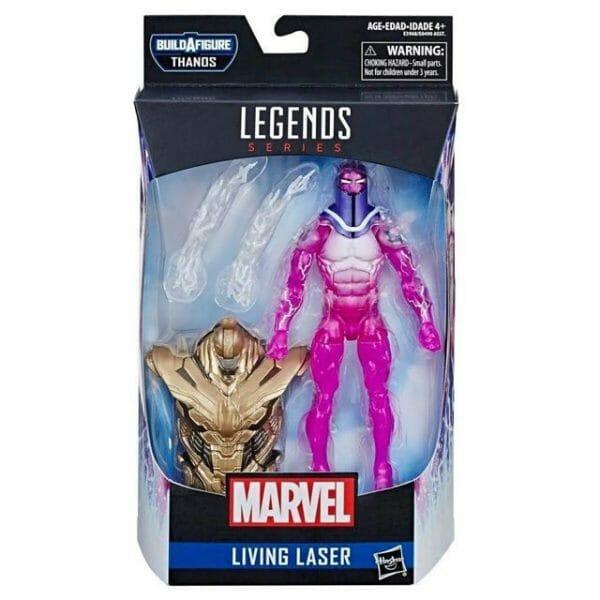 Marvel Legends Living Laser Action Figure