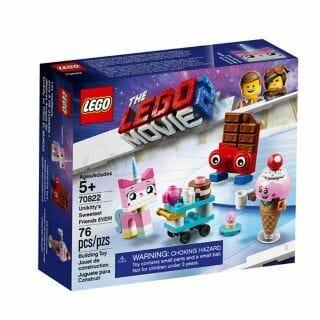 LEGO The Lego Movie 2 Unikitty's Sweetest Friends