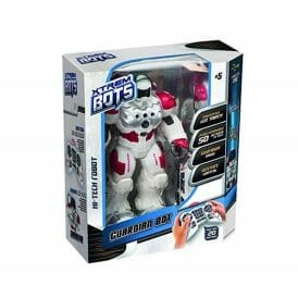 Xtreme Bots Guardian Bot Remote Control by PlayVis