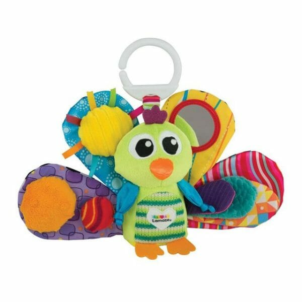 Lamaze Jacques the Peacock Activity Toy