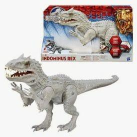 Jurassic World Bad Boy Indominus Rex Toy Dinosaur
