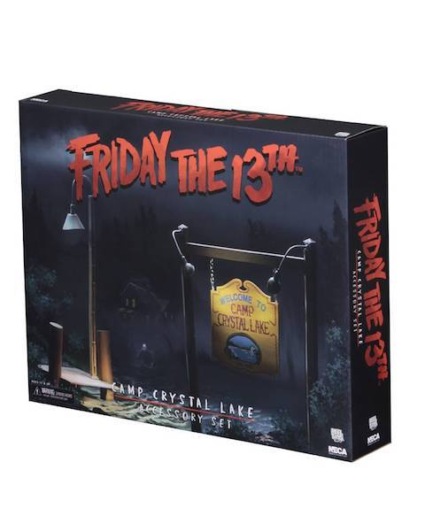 Friday the 13th Camp Crystal Lake Accessory Kit