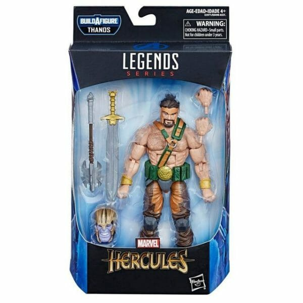 Marvel Legends Hercules Action Figure