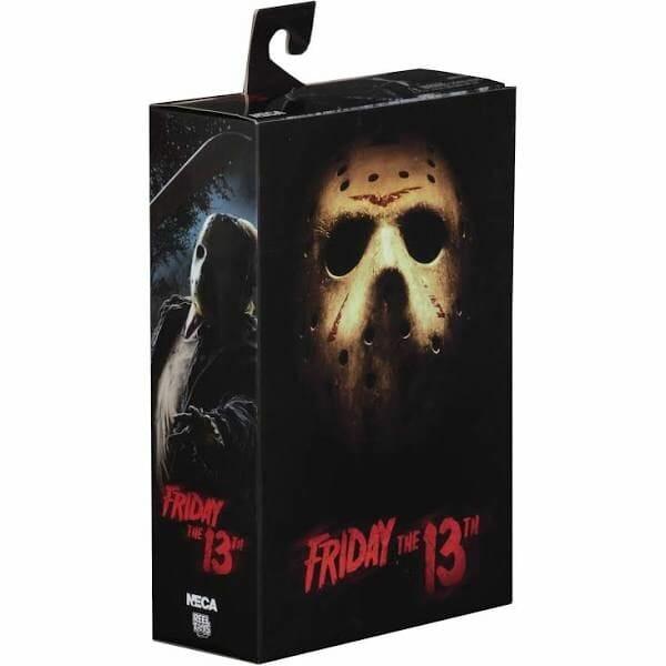 Friday the 13th Ultimate Jason 2009 Movie NECA