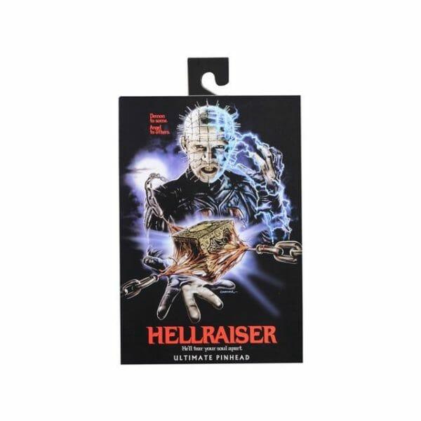 "Hellraiser Ultimate Pinhead 7"" Action Figure NECA"