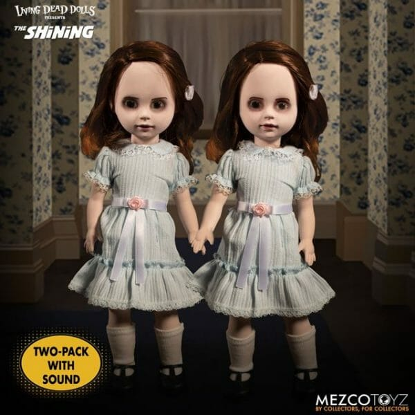 Living Dead Dolls The Shining Grady Twins