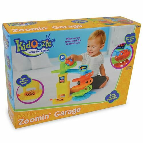 My First Zoomin' Garage by Kidoozie
