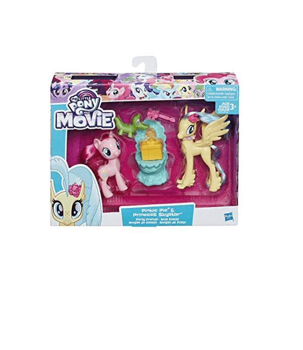 MLP The Movie Pinkie Pie & Princess Skystar
