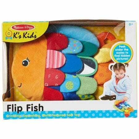 Melissa and Doug Flip Fish