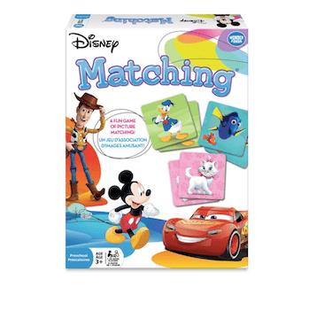 Matching Game - Disney