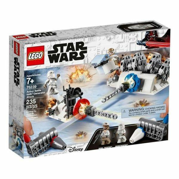 LEGO Star Wars Action Battle Hoth Generator Attack